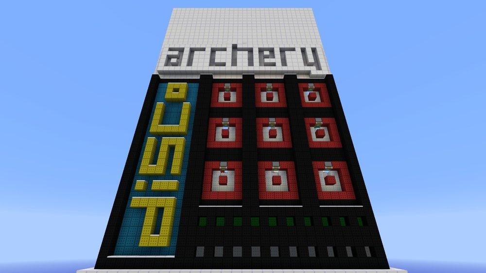 disco Archery скриншот 1