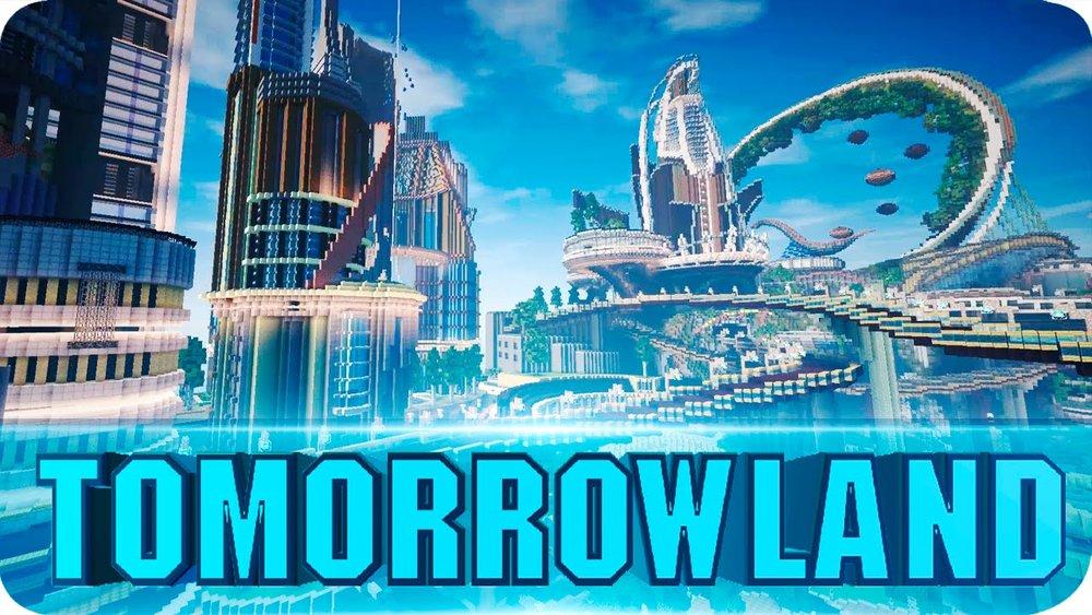 Tomorrowland скриншот 1