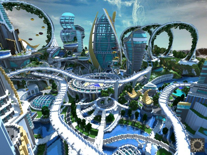 Tomorrowland скриншот 2