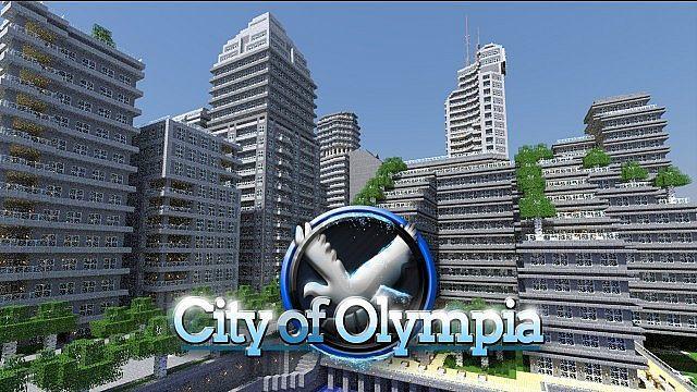 Olympia City скриншот 1