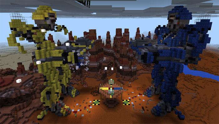 Transformers скриншот 3