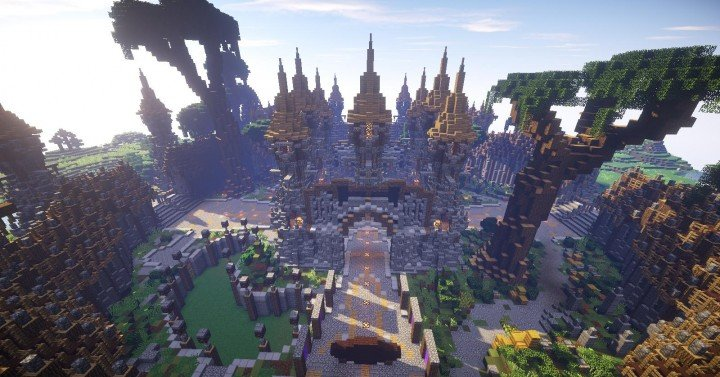 Free Factions Spawn скриншот 3
