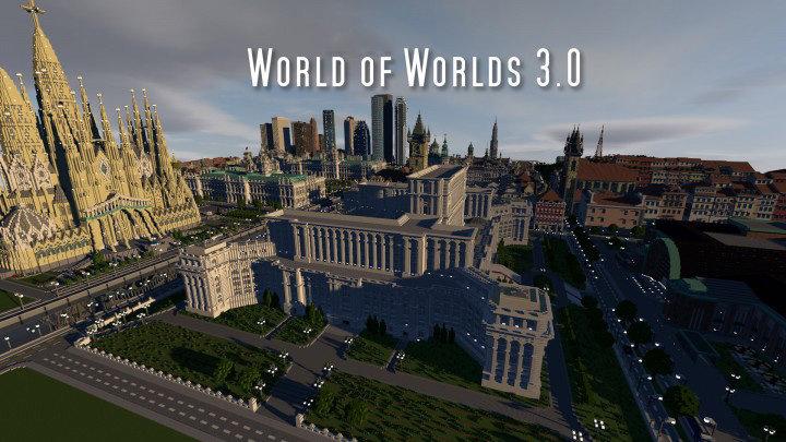 World of Worlds скриншот 1