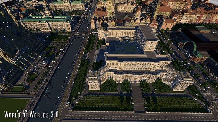 World of Worlds скриншот 2