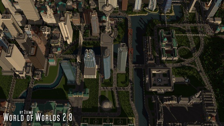 World of Worlds скриншот 3