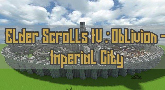 Elder Scrolls IV: Oblivion - Imperial City скриншот 1