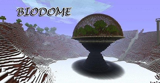 Bio-Dome скриншот 1