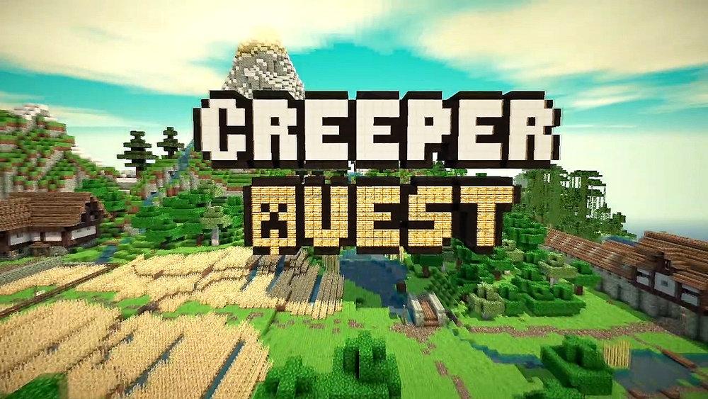 Creeper Quest скриншот 1