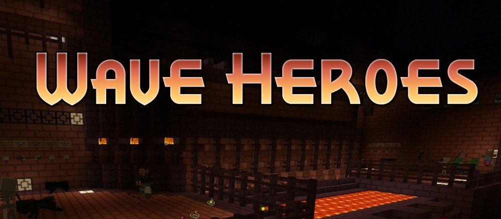 Wave Heroes скриншот 1
