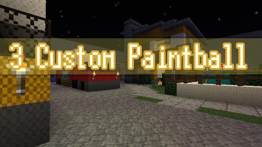 3 Custom Paintball скриншот 1
