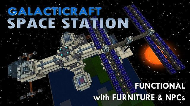 Space Station скриншот 1