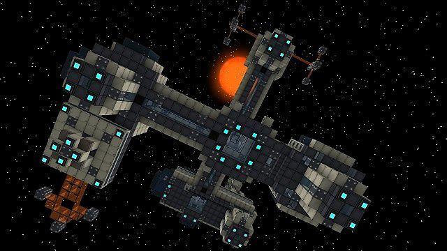 Space Station скриншот 2