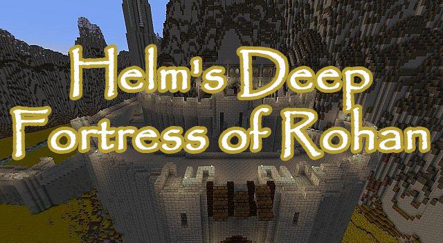 Helm's Deep - Fortress of Rohan скриншот 1