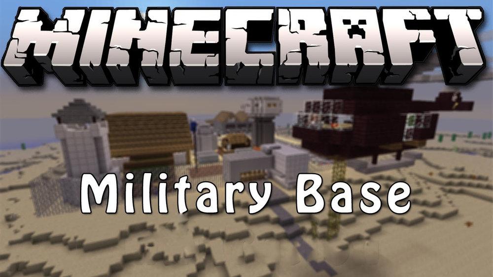 Military Base скриншот 1