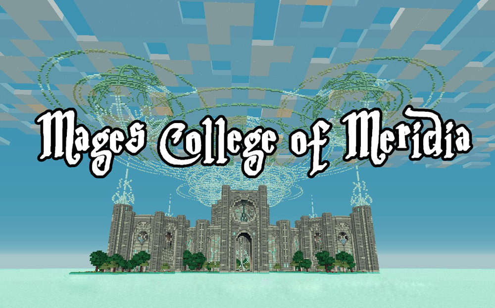 Mages College of Meridia скриншот 1