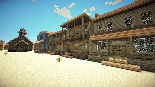 Western Town скриншот 2