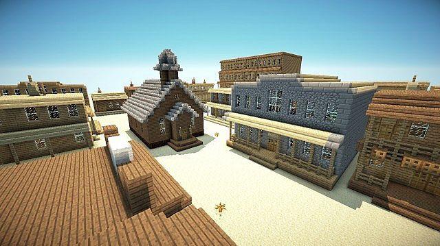 Western Town скриншот 3