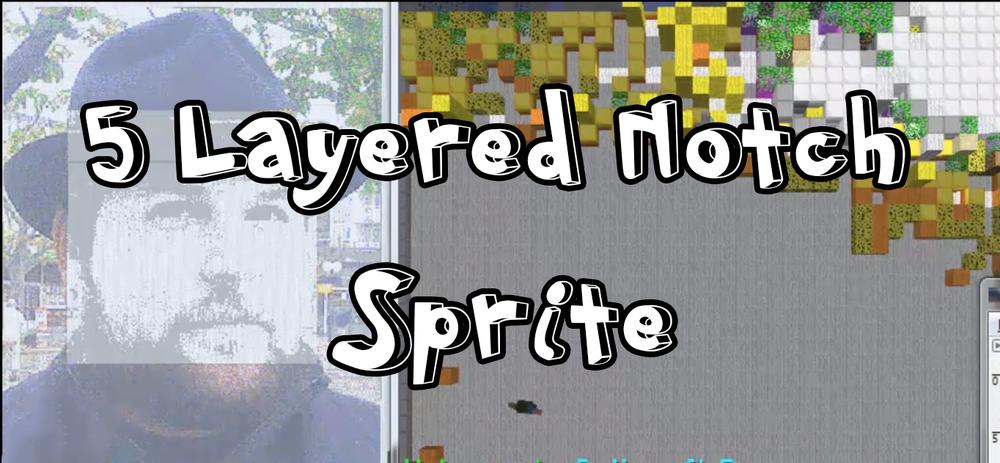 5 Layered Notch Sprite скриншот 1