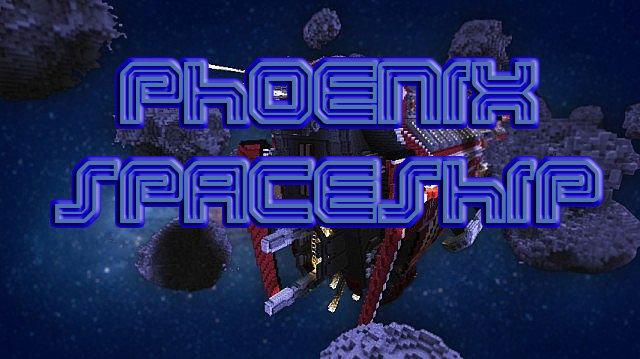 Phoenix Spaceship скриншот 1