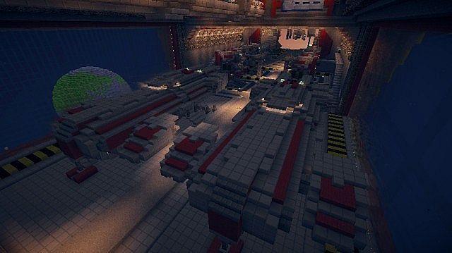Phoenix Spaceship скриншот 3