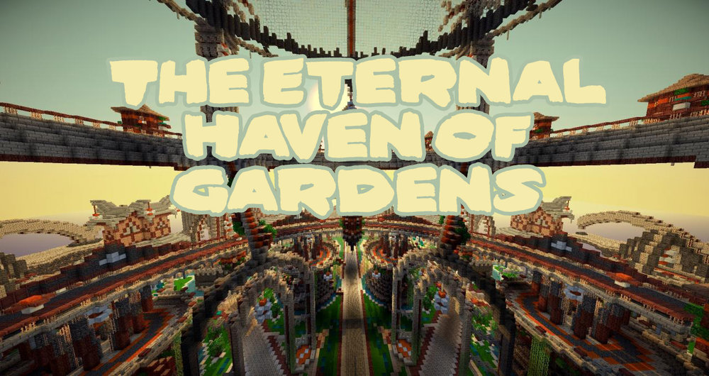 The Eternal Haven of Gardens скриншот 1