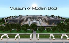 Скачать Museum of Modern Block для Minecraft