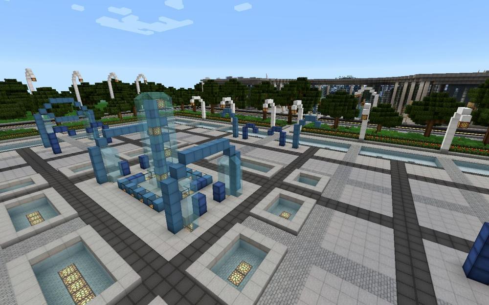 Museum of Modern Block скриншот 2