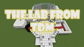 Скачать The Lab from TDM для Minecraft