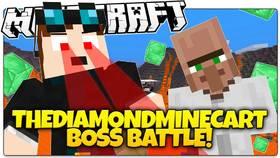 Скачать The Diamond Boss Battle для Minecraft 1.8.3