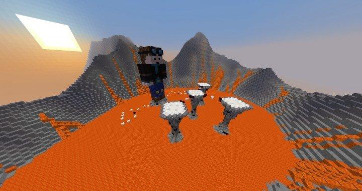 TheDiamondMinecart Boss Battle скриншот 2