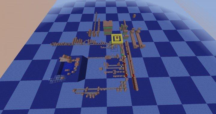 TheDiamondMinecart Boss Battle скриншот 3