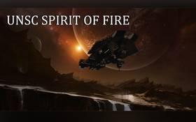 Скачать UNSC - Spirit Of Fire для Minecraft