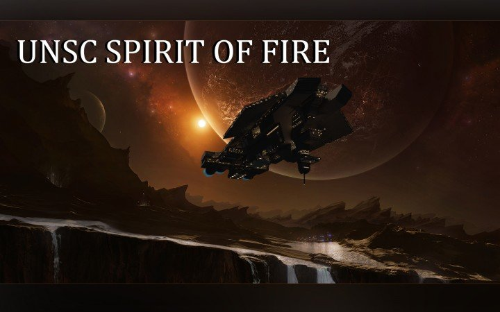 UNSC - Spirit Of Fire скриншот 1
