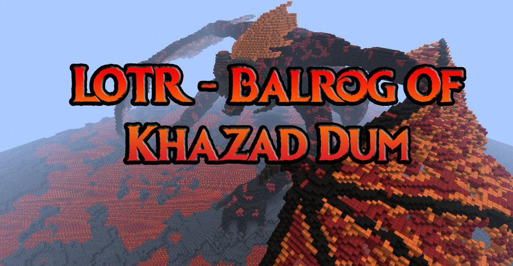LOTR - Balrog Of Khazad Dum скриншот 1