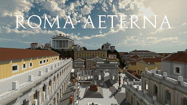 Roma Aeterna скриншот 1