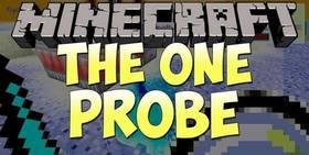 Скачать The One Probe для Minecraft 1.12