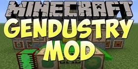 Скачать Gendustry для Minecraft 1.7.10