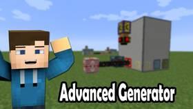 Скачать Advanced Generators для Minecraft 1.7.10