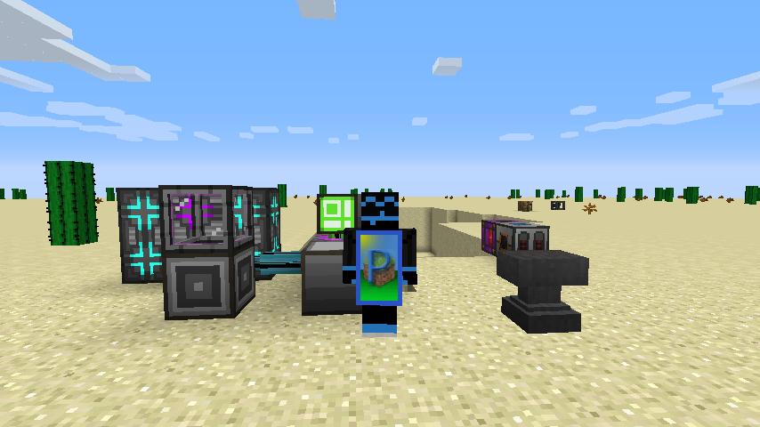 Wireless Crafting Terminal скриншот 2