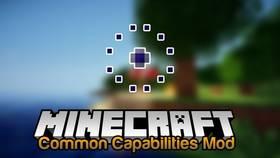 Скачать Common Capabilities для Minecraft 1.10.2