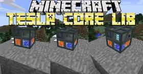 Скачать Tesla Core Lib для Minecraft 1.10.2