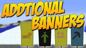 Скачать Additional Banners для Minecraft 1.12
