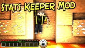 Скачать Stats Keeper для Minecraft 1.10.2