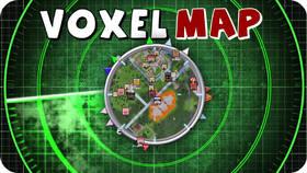Скачать VoxelMap для Minecraft 1.12.1