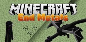 Скачать End Metals для Minecraft 1.12.1