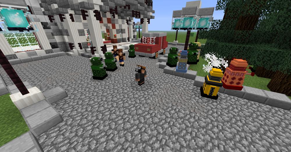 The Dalek скриншот 3
