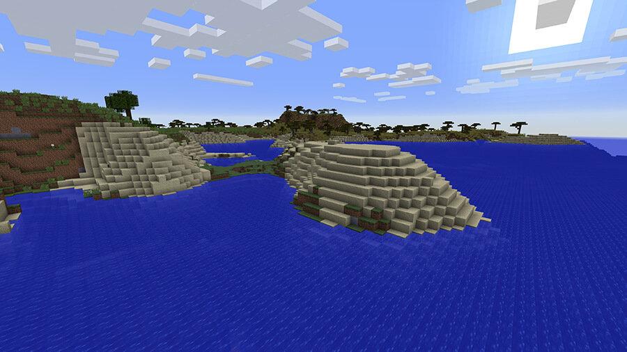 Minecraft скриншот 1
