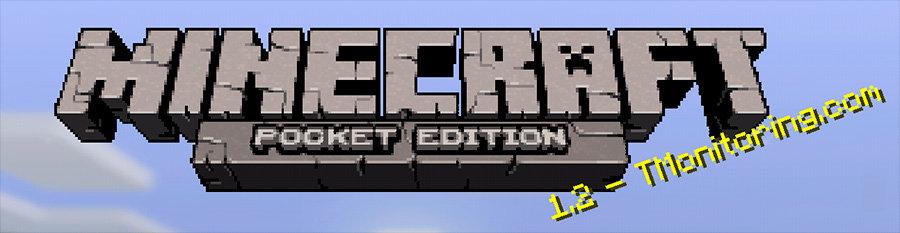 Лого Minecraft PE 1.2