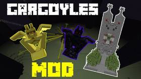 Скачать Gargoyles для Minecraft 1.12