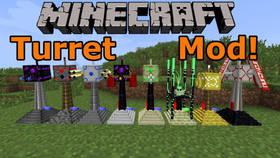 Скачать Turret Rebirth для Minecraft 1.10.2